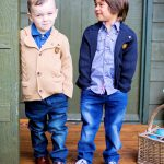CT1080 Boys 3pc Cardigan Set