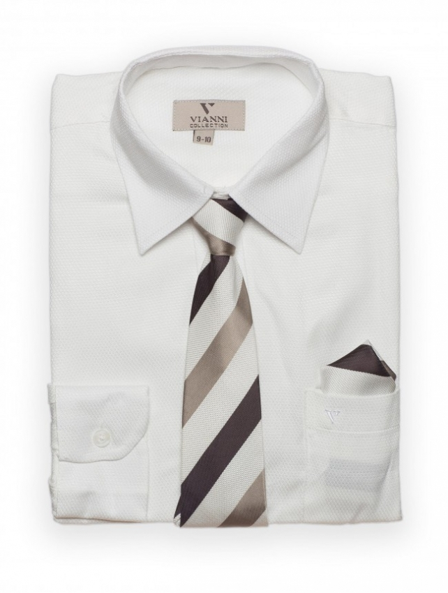romano shirt and tie sets blue pink